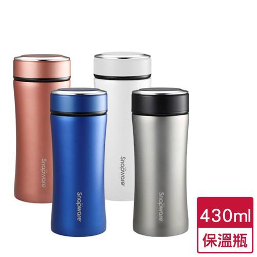 康寧 陶瓷不鏽鋼保溫杯(430ml)【愛買】