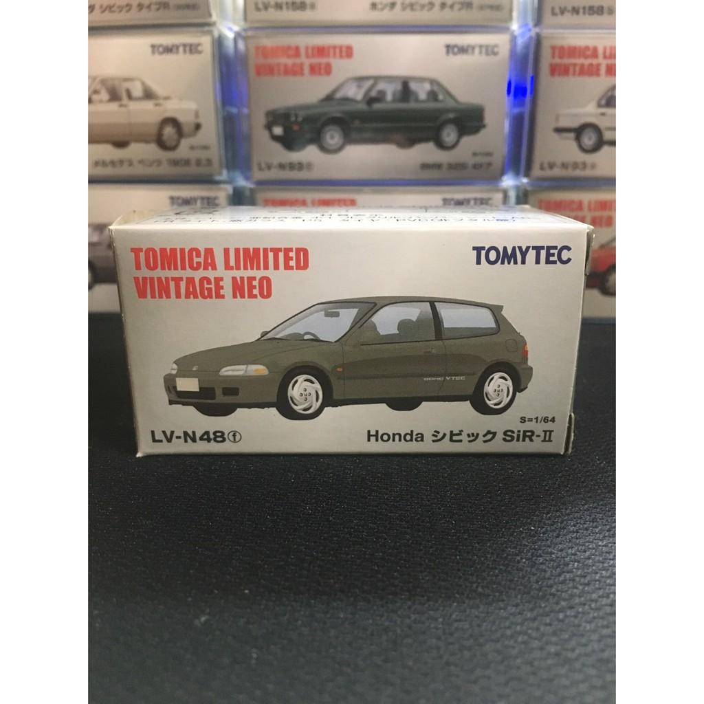 TOMICA TOMYTEC LV-N48f HONDA civic eg6