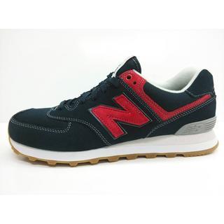 the latest e680b 78cea Nmind Sneaker👟New Balance 574 黑紅 潑墨 慢跑鞋 (ML574HVD)