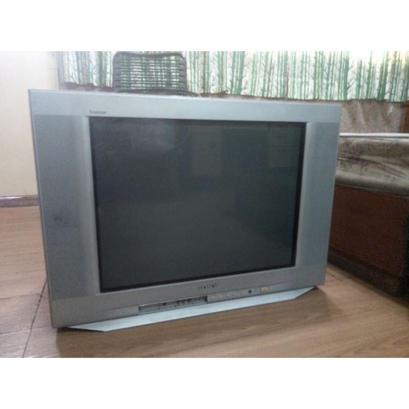 【高雄】SONY 29吋 CRT 全平面電視