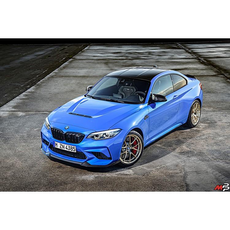 UP的原廠 BMW 寶馬 M2 CS M2 Competition 碳纖維前唇