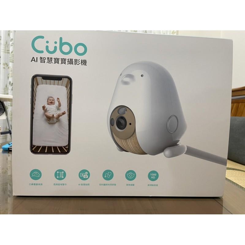 二手 Cubo AI 智慧寶寶攝影機(一代) 2019/12月購買