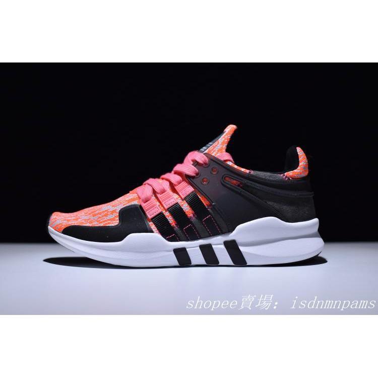 特價Adidas EQT Support ADV Primeknit 9117 黑桃粉針織情侶休閒CG2950 ... 6be5d93e64