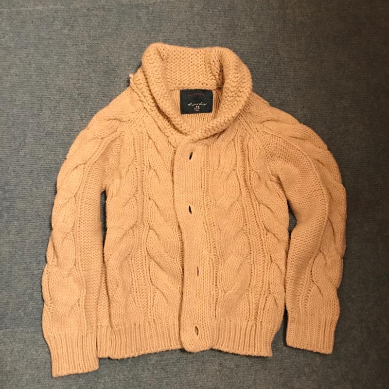Zara兒童中性毛衣外套