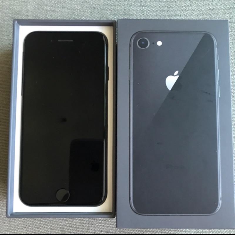 iPhone8 64g 黑🍎台南二手手機📱