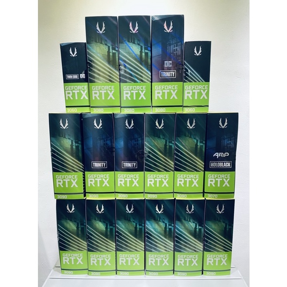 Zotac Nvidia RTX3090 運算顯卡
