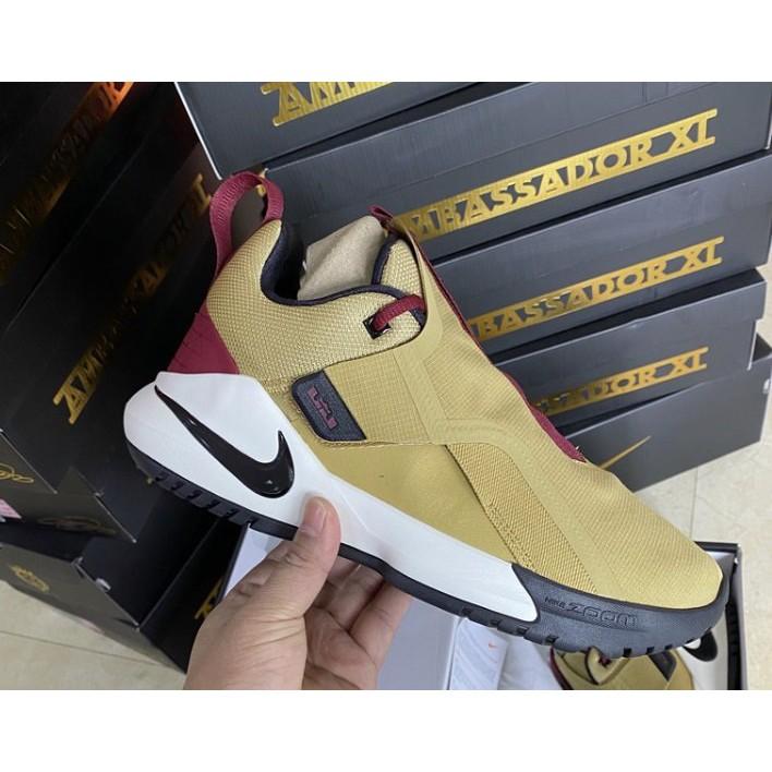 正品公司貨 NIKE ZOOM LEBRON AMBASSADOR Xl 大使 11 籃球鞋 AO2920-200
