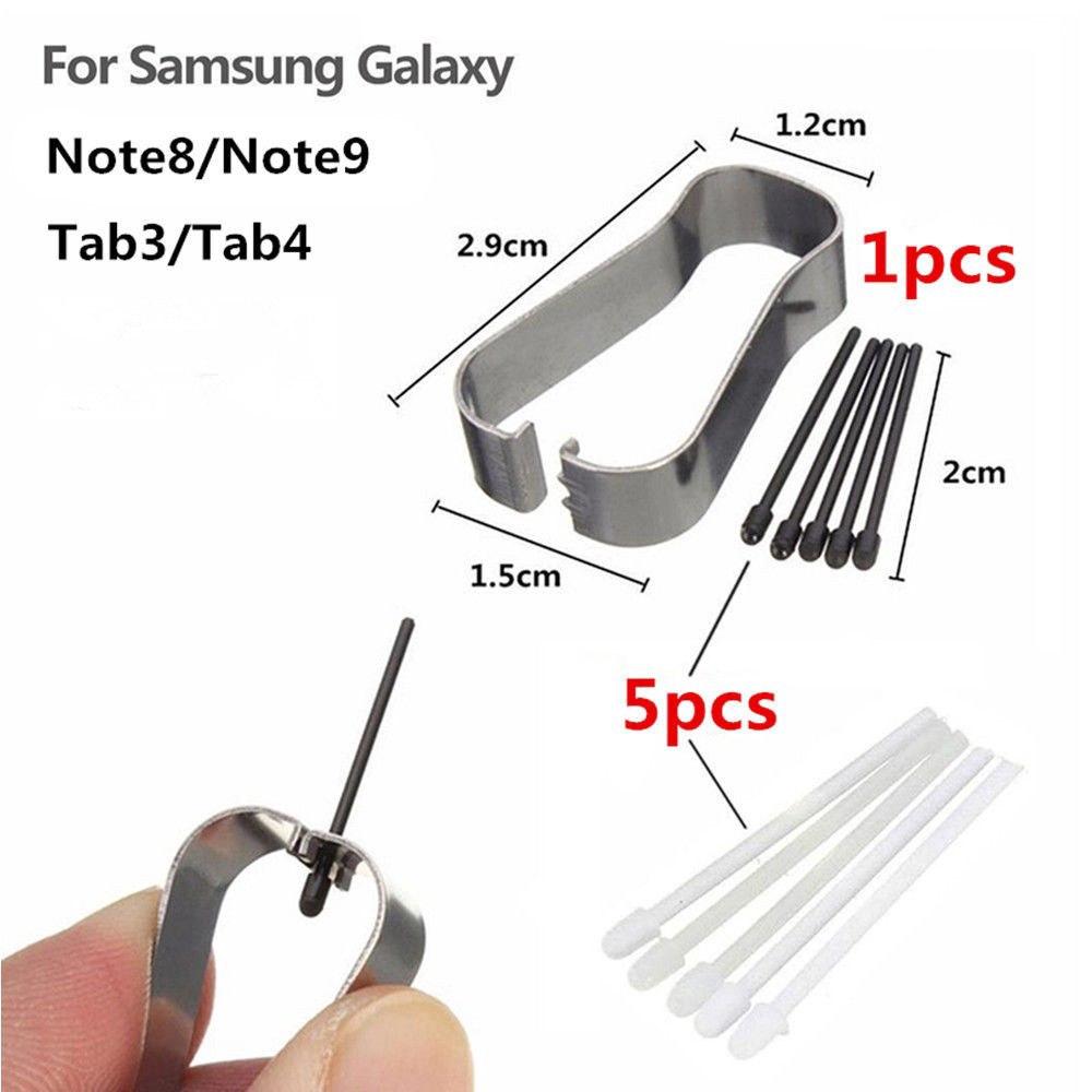 觸摸手寫筆S筆尖+替換工具 三星Galaxy Tab S3 S4 note 9 8 note 5 三星P585 替換筆尖