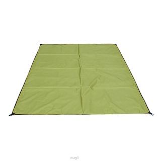 300X210Cm 草坪多功能旅行便攜式戶外露營防水可折疊野餐墊