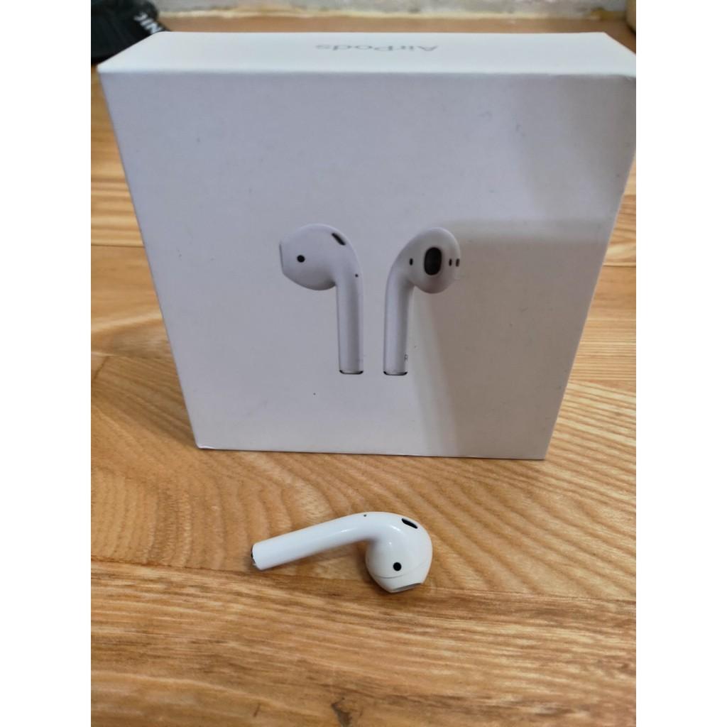 可面交 二手&全新 apple 原廠 airpods  二代單右耳