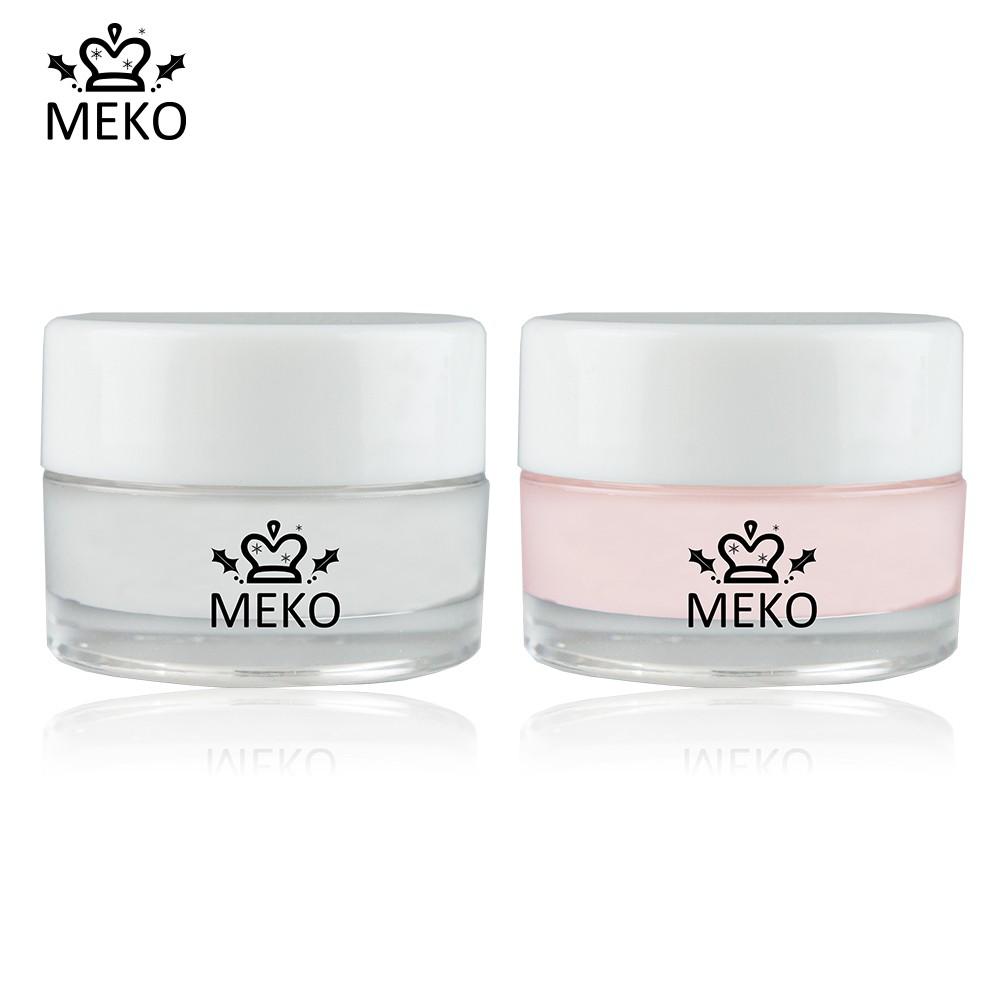 MEKO 花現美妍雪肌晶透素顏霜-旅行瓶 (多款任選 10g )