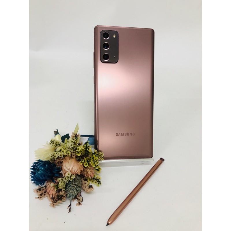 9.5成新 K3數位二手 Samsung Note 20 5G 256G 雙卡雙待 高雄實體店面含稅發票
