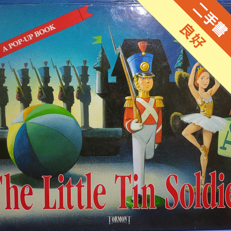 The Little tin Soldier[二手書_良好]7035