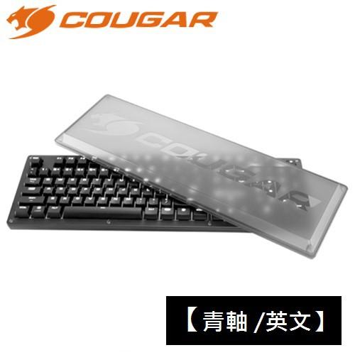 COUGAR 美洲獅  PURI 青軸( 英文 )專業機械式電競鍵盤