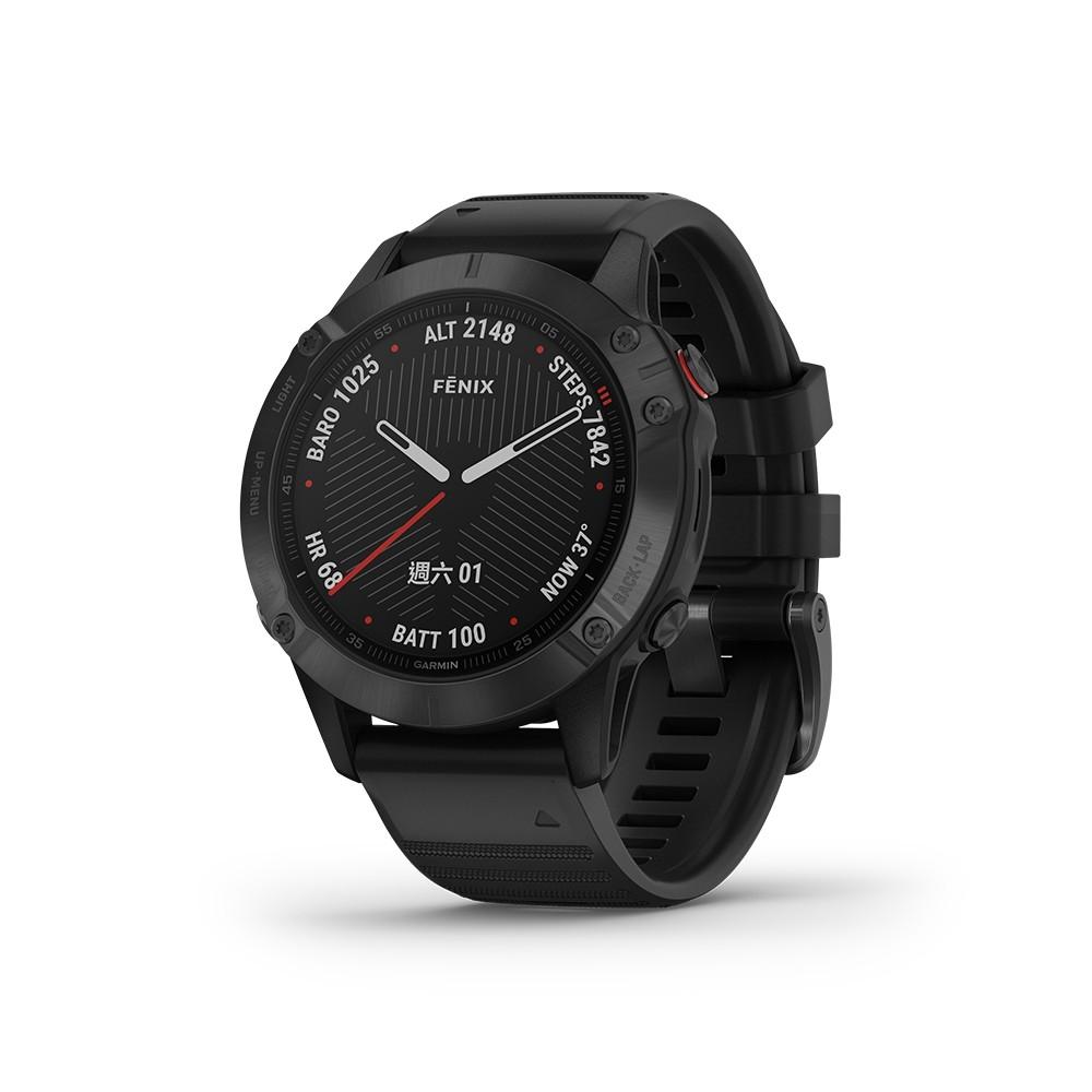GARMIN Fenix 6 進階複合式運動GPS腕錶【數位王】