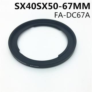 小牛蛙數位 CANON SX60 SX40 SX50 SX70 轉67mm 濾鏡轉接環 FA-DC67A 轉接環 高雄市