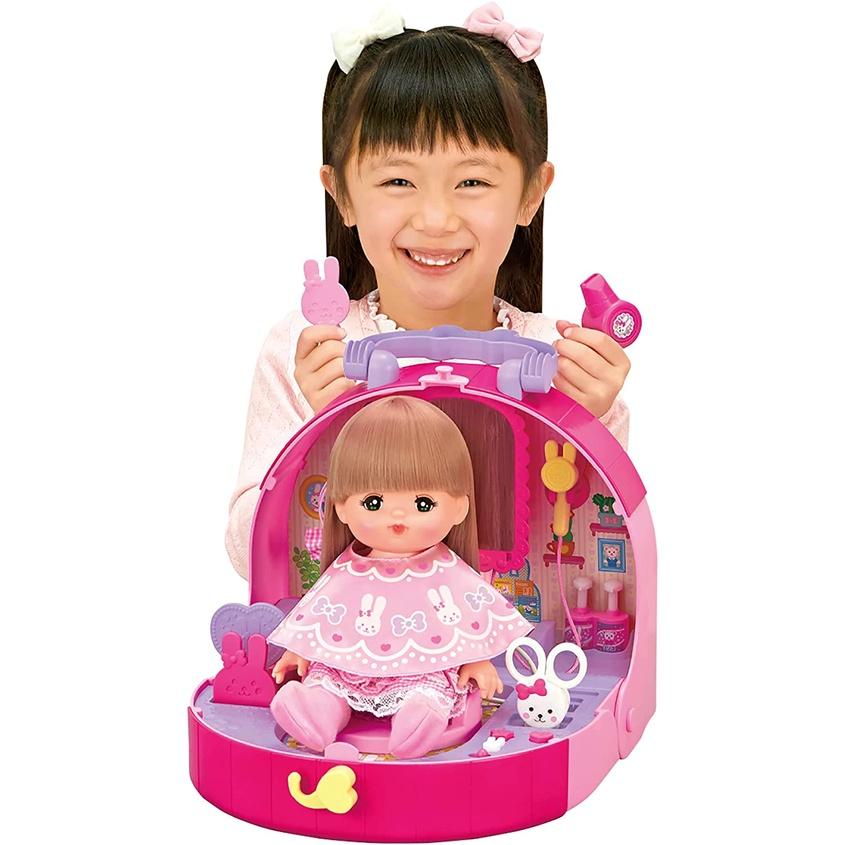 【現貨】日本 小美樂娃娃 小美樂新美容院 (無附娃娃)
