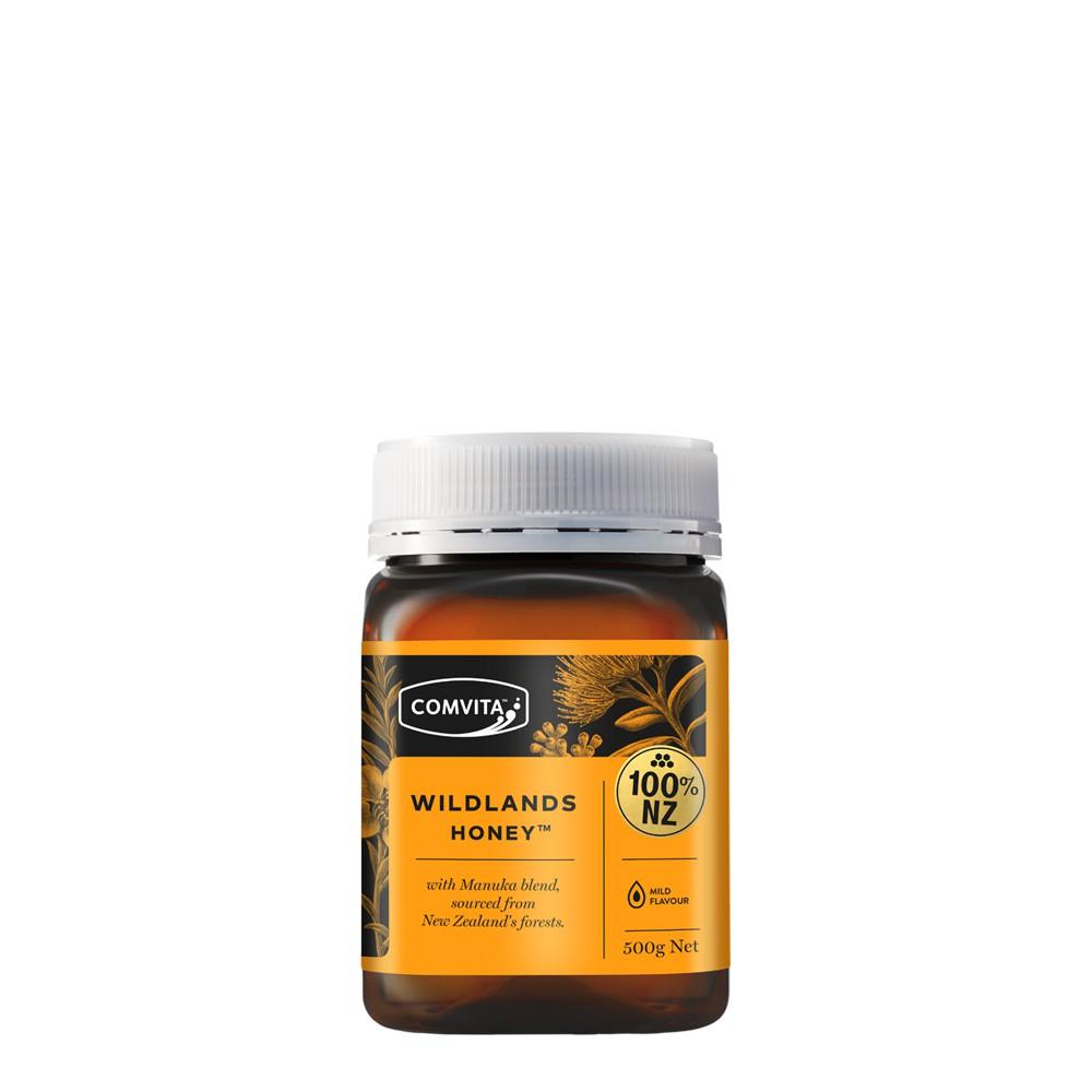 麥蘆卡野地蜂蜜 500g