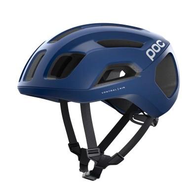 【鐵人兵工廠】POC Ventral Air Spin 安全帽 - 消光藍色 台灣公司貨