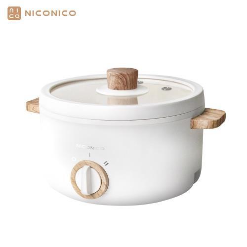【NICONICO】1.5L日式陶瓷料理鍋 NI-GP930 38婦女直播場