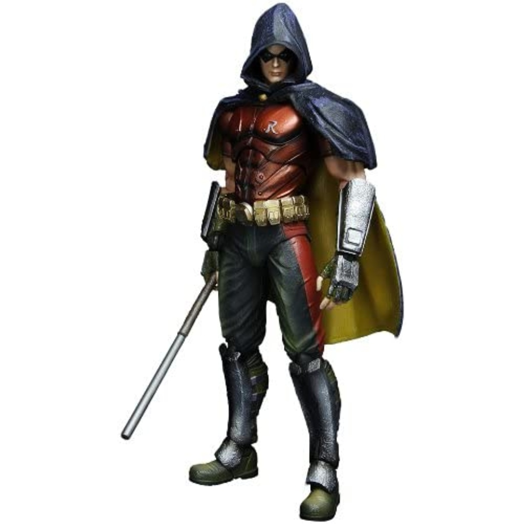 BATMAN (TM) ARKHAM CITY PLAY ARTS 凱-羅賓 (Kai Robin)