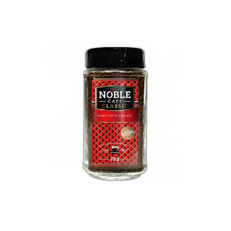波蘭NOBLE經典咖啡200g 蝦皮24h 現貨