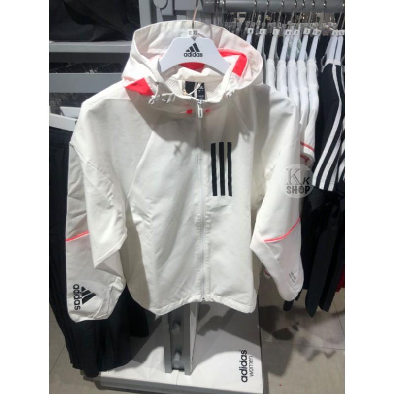 KK♦️adidas W.N.D. Jacket 愛迪達 女生 外套  GF0131