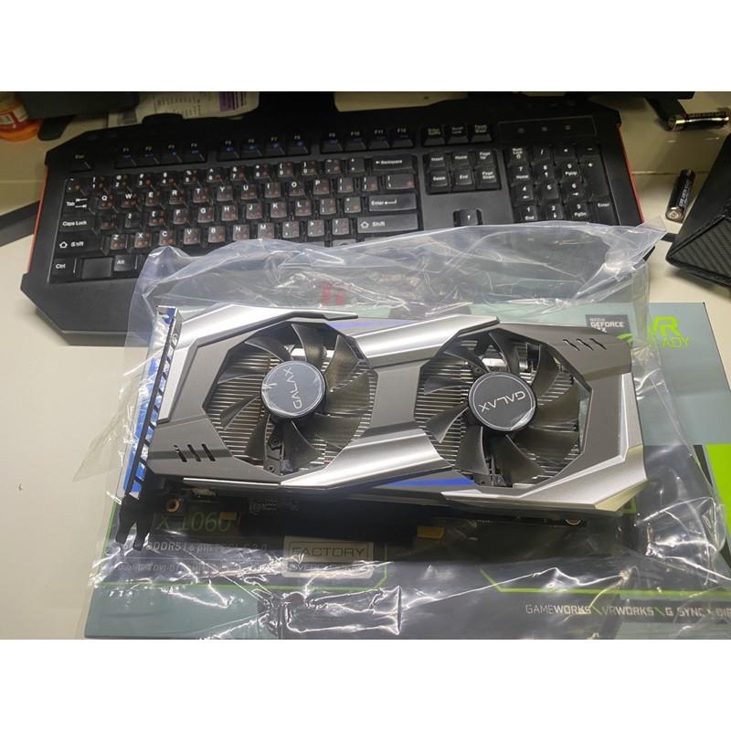 GALAX GTX 1060 OC 6GB 顯示卡