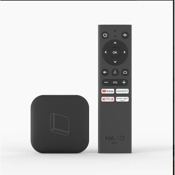"""【艾爾巴數位】HAKOmini 智慧電視盒 2G/8G,""""NETFLIX授權認證機""""台灣公司貨-實體店面"""