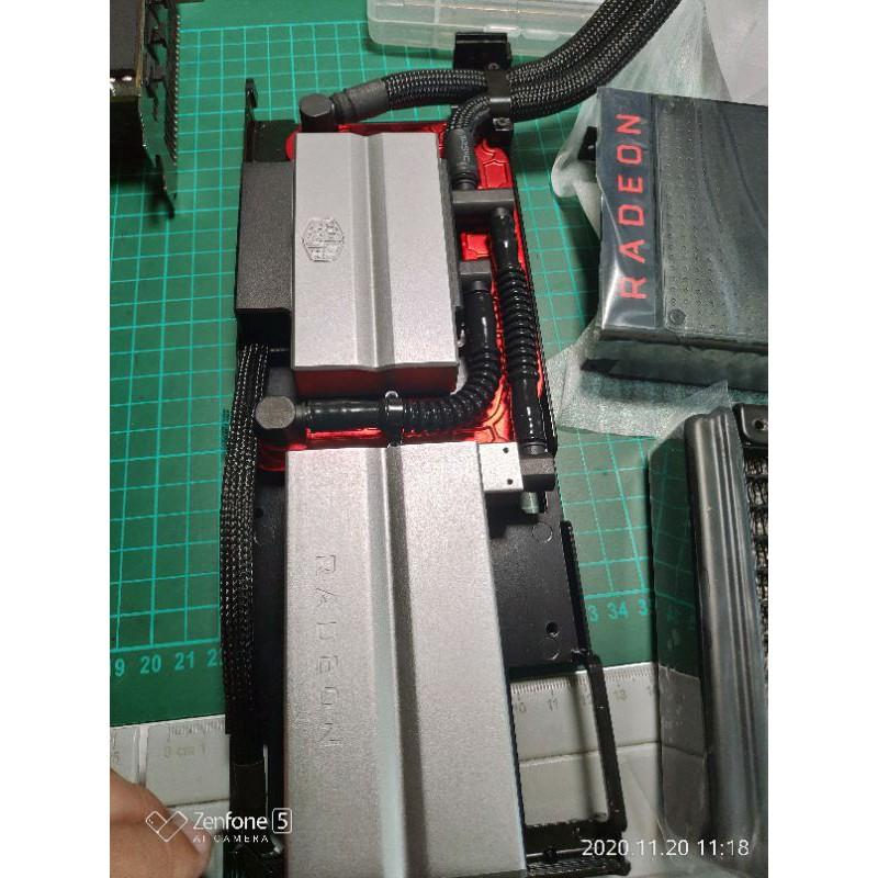 VEGA 56~64 公版水冷散熱器(改裝用品)