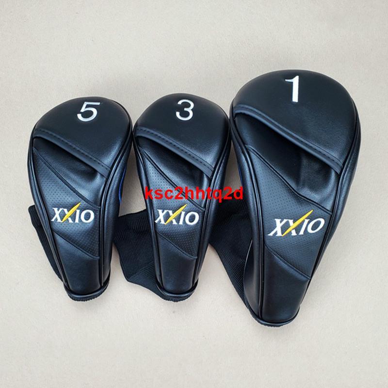 *_*【高爾夫推杆套】 XXIO高爾夫木桿套 桿頭套 帽套球桿保護套 XX10球頭套高爾夫球桿