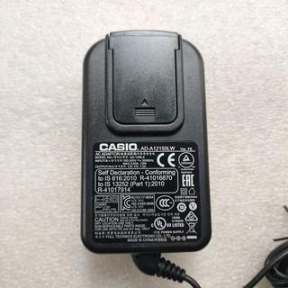 原裝卡西歐電鋼琴AD-A12150LW電源線PX-130 135 150 A100供電器
