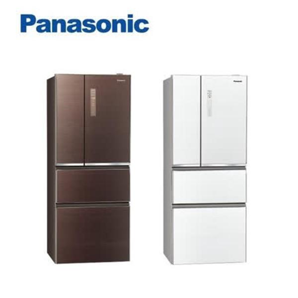 Panasonic國際牌 610公升變頻四門電冰箱(玻璃面無邊框)(可議價) NR-D610NHGS