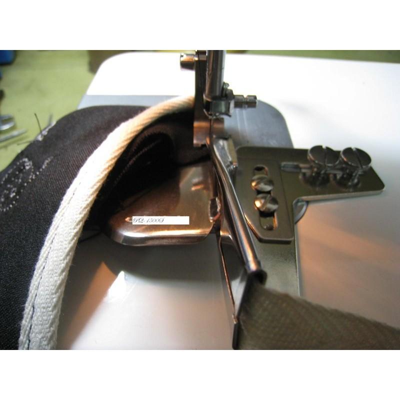 SED鴿子嚴選:兩折包邊效果包邊器~適用於TL-2010Q.Brother PQ-1500S.JUKI等桌上型平車~