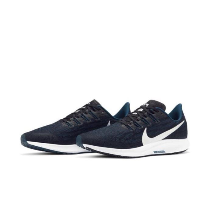 NIKE系列-AIR ZOOM PEGASUS 36 男款黑色運動慢跑鞋-NO.CU2989004