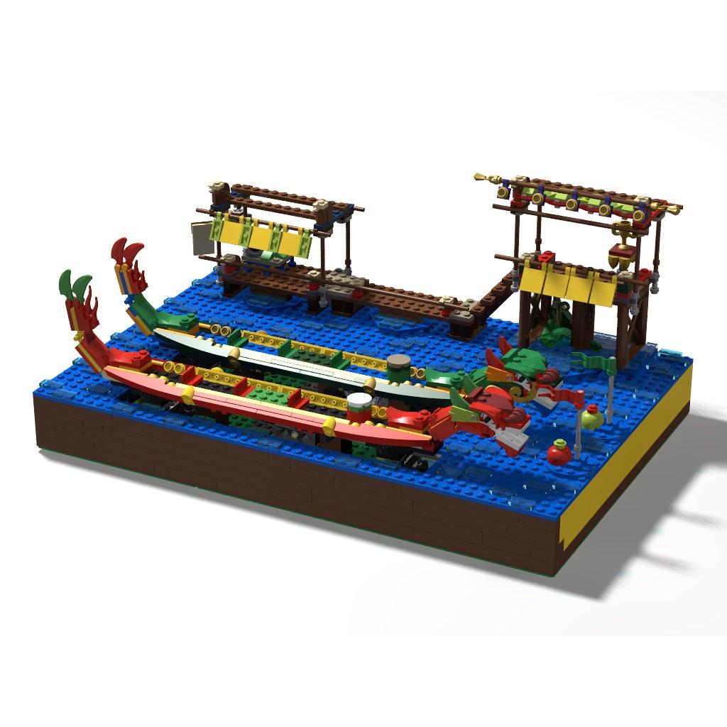 LEGO-80103電動說明書