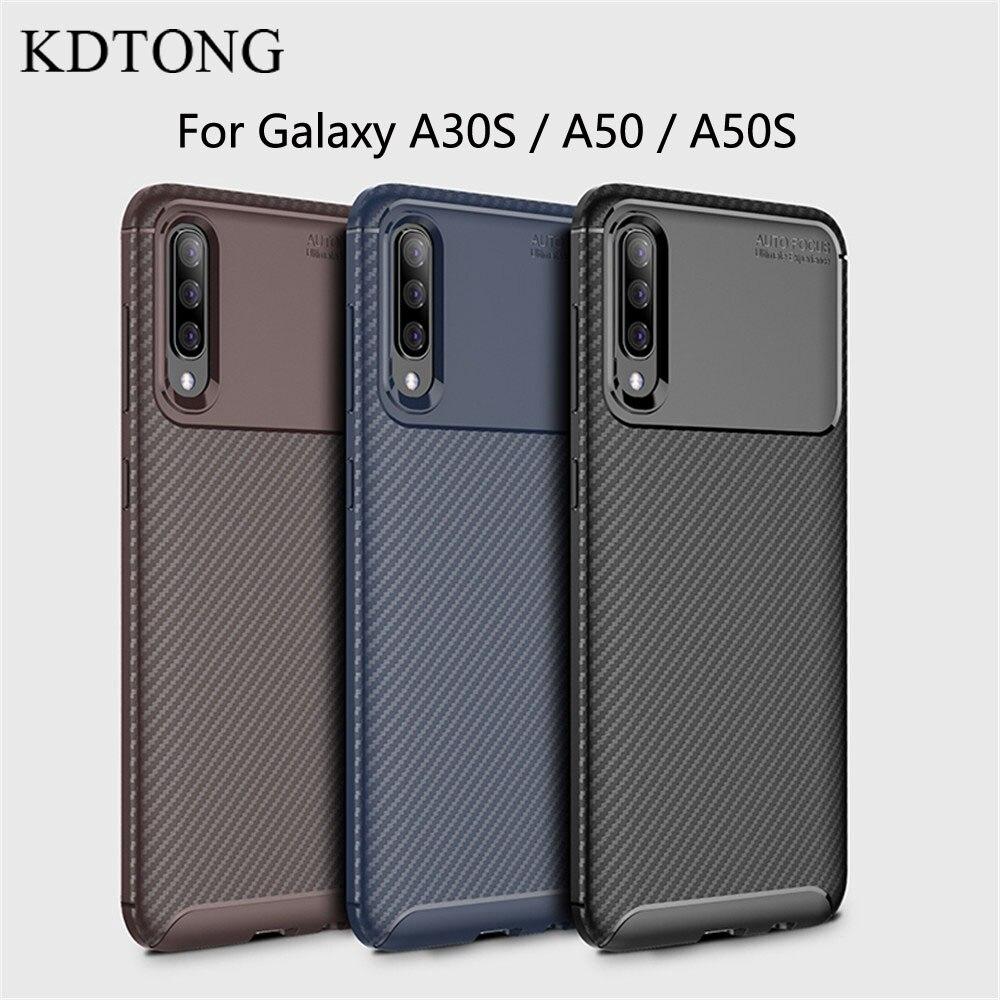 豪華保護套 Samsung Galaxy A30S A50S A50 Case Vintage Soft Silicon