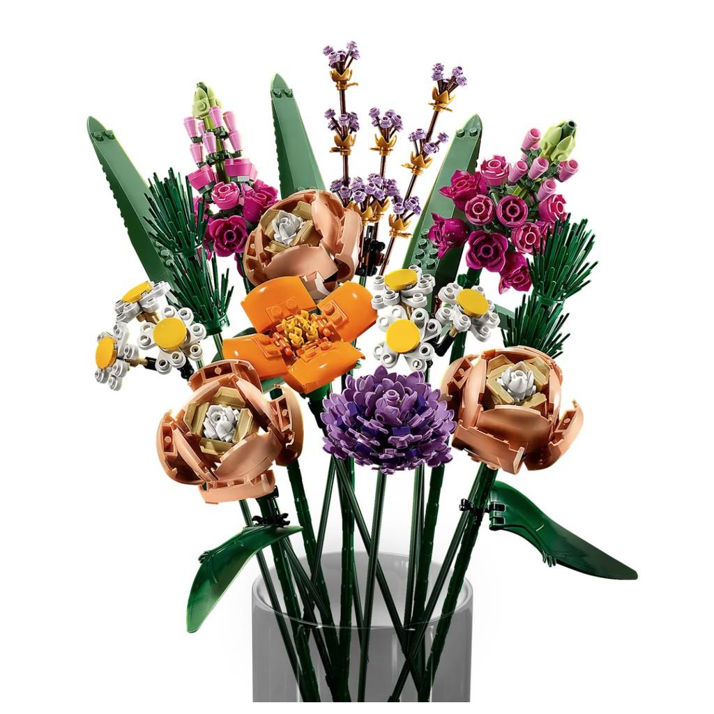LEGO® 樂高 新植物系列花束 #10280(🇬🇧正品預購)