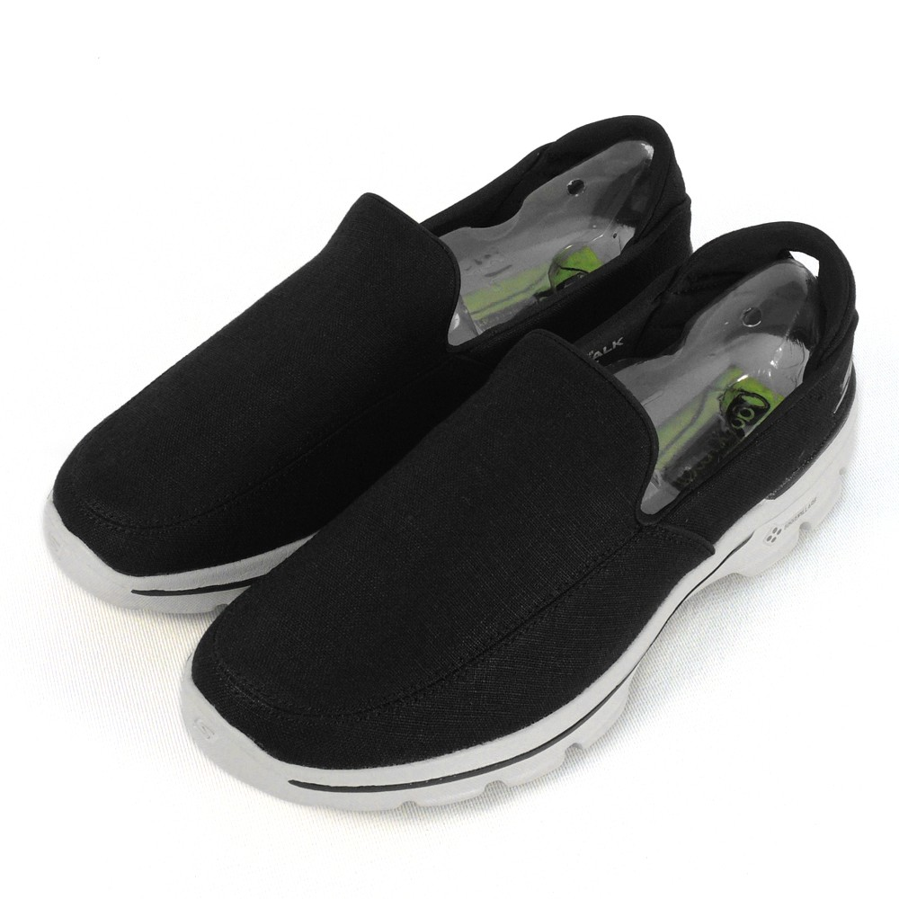 SKECHERS GO WALK 3-BREAKER 男款 運動休閒 健走鞋 54046-BKGY