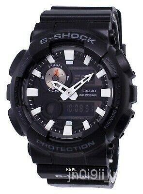 Casio卡西歐男士SHOCK雙顯式手錶GAX-100B-1A GAX100B-1A tQEZ