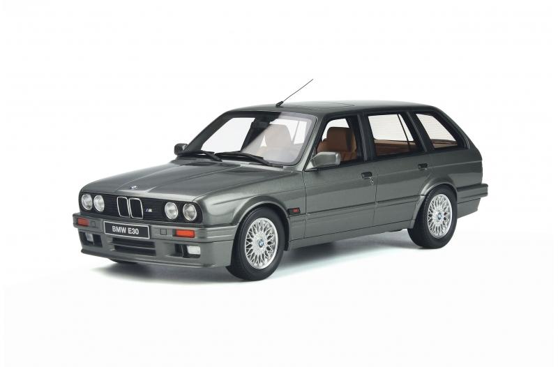 沙沙汽車模型OTTO 1:18 寶馬 E30 325i Touring 樹脂收藏擺件