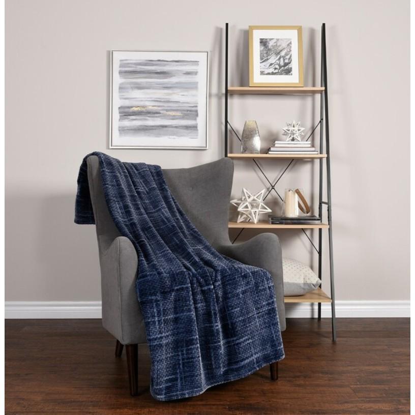 【代購】COSTCO Life Comfort 舒適毯 152X177公分 400GSM 厚絨保暖 隨意毯 620GSM
