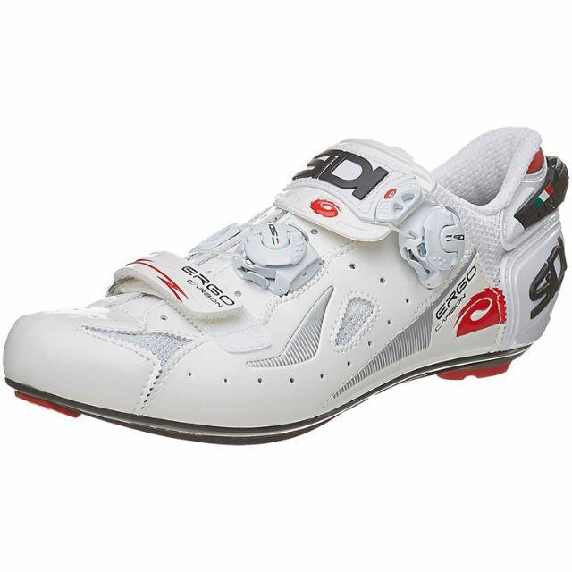 Sidi Ergo 4 Road Shoes 公路車鞋 (白色)