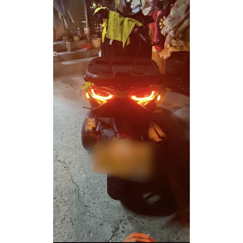 xmax側邊隱藏式LED方向燈