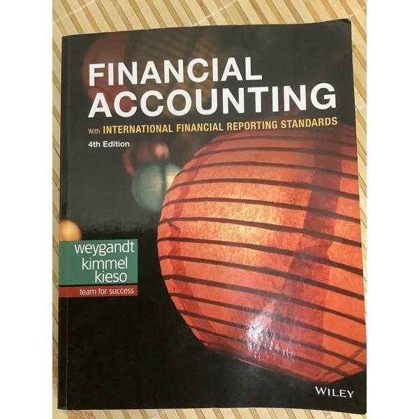financial accounting 4e 初級會計
