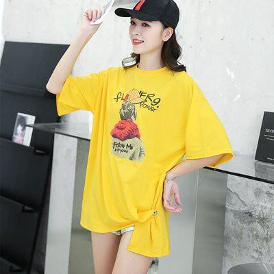 T恤 大碼上衣 M-2XL短袖棉領寬鬆大碼韓版半袖修身顯瘦潮.非D01.C301衣時尚