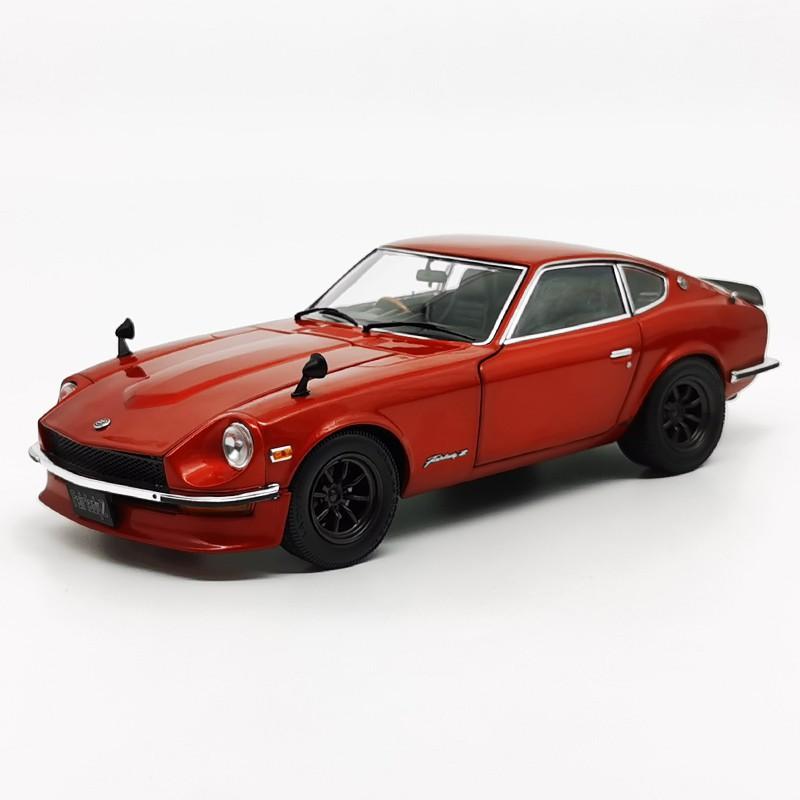【火爆熱賣】京商Kyosho 1:18 日產 Fairlady Z 240Z 惡魔Z 合金車模汽車模型