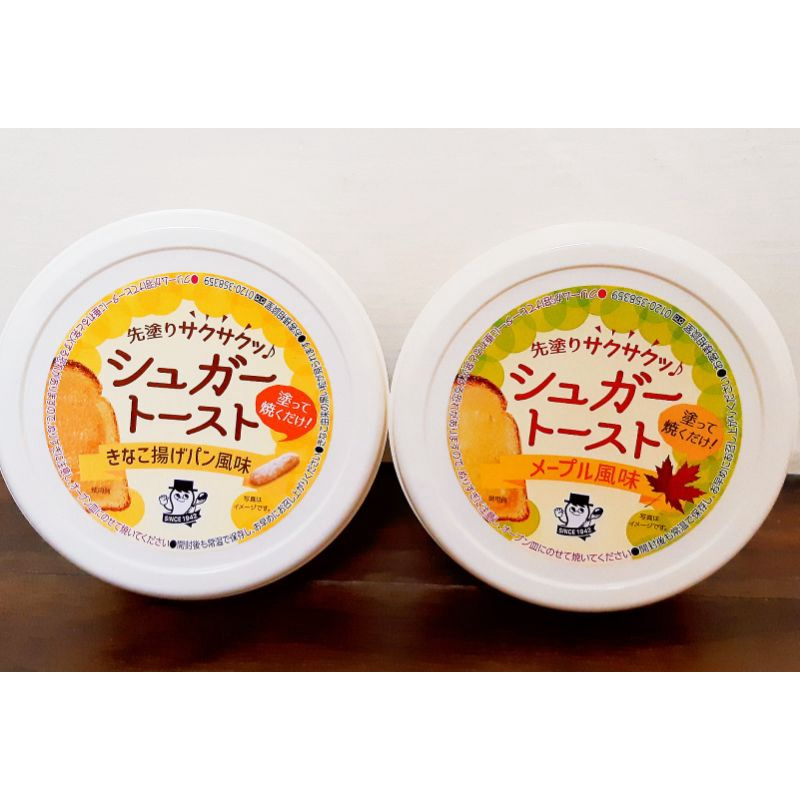 日本  SONTON抹醬 吐司抹醬110g (楓糖/砂糖) 抹醬