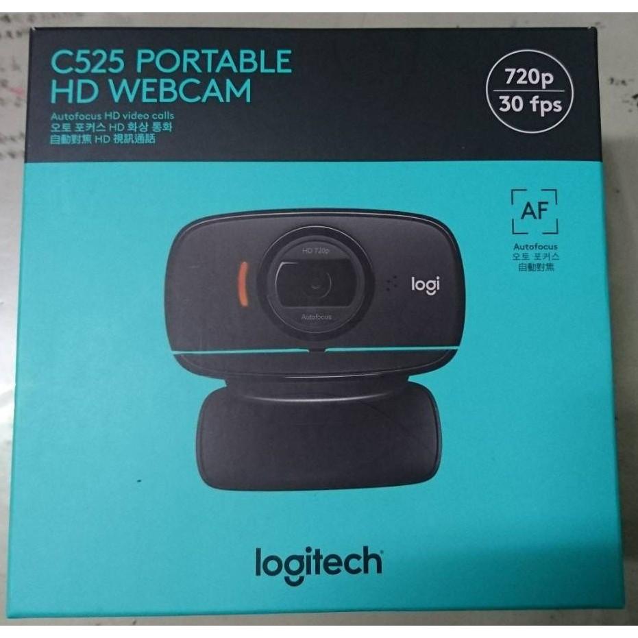 羅技 C525 HD 視訊攝影機 960-000719
