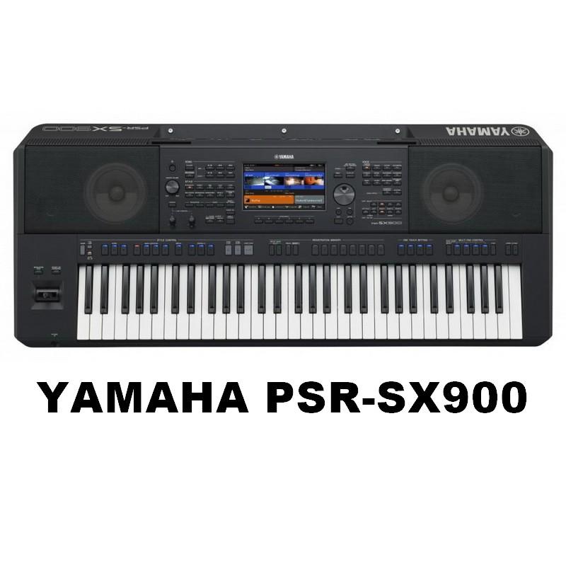 [分期免運] YAMAHA PSR-SX900 職業樂手專用自動伴奏電子琴(S975 進化新機種) [唐尼樂器]